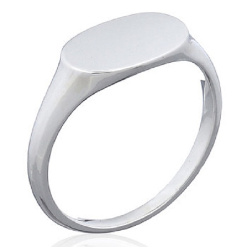 Ring 925 Sterling Silver Oval Design