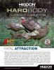 Higdon XHD Hard Body 1/4 Strut Jake Turkey Decoy