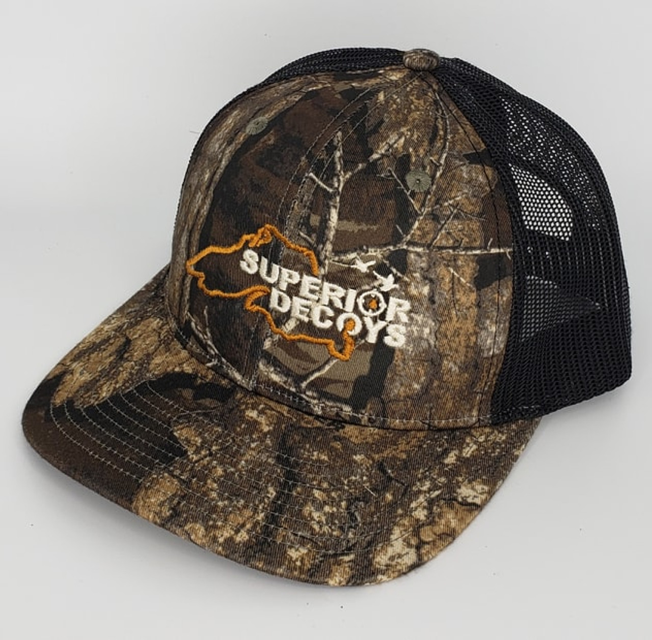 Realtree Timber 112P Trucker Hat
