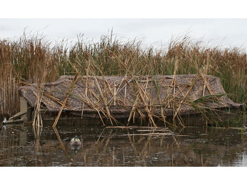 Beavertail 1600 Series Boat Blind