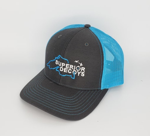 Superior Decoys Embroidered Trucker Hat