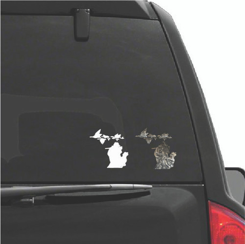 Michigan Goose Hunters Decal