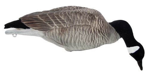 Mayhem Decoys Flocked Head Canada Goose Full Body 12 Pack w/Stakes
