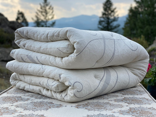 Vesta Natural Wool & Latex Topper