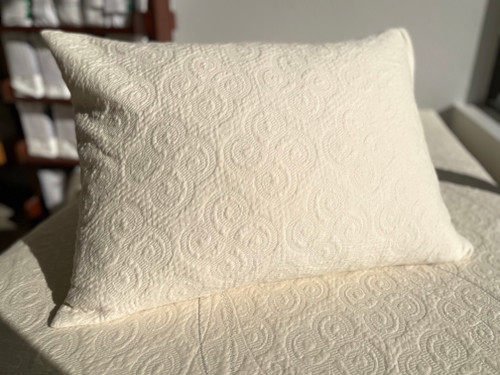 Organic Cotton Knit Pillow Protector