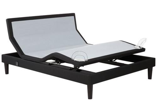 Ultra Furniture Design Adjustable mattress base with USB ports
