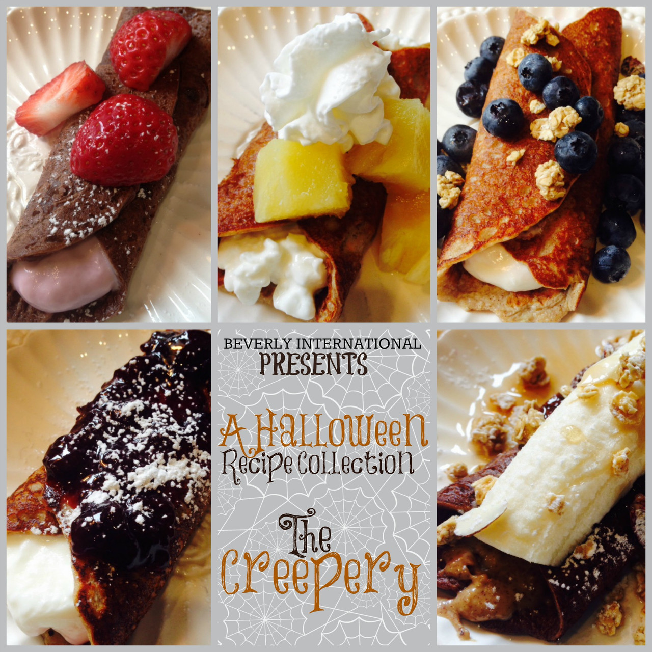 The Creepery - A Halloween Recipe Collection