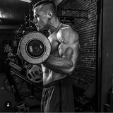 Natural Lifters Can Build Big Muscles - 3 Days on 1 Day off Training