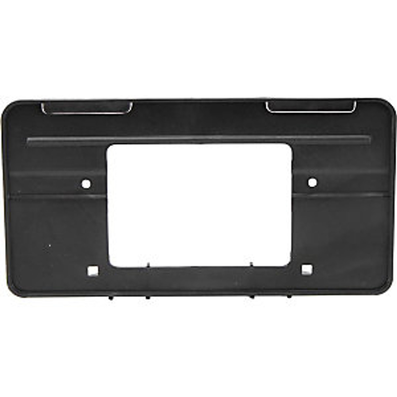 Front License Plate Bracket Plastic GW 1981-1991