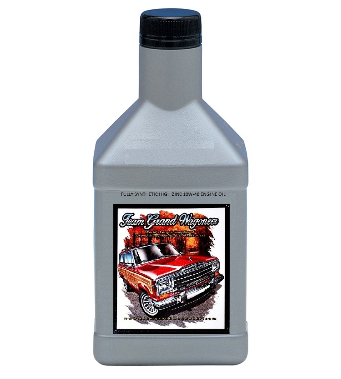 10W40 HIGH ZINC FULLY SYNTHETIC ENGINE OIL
