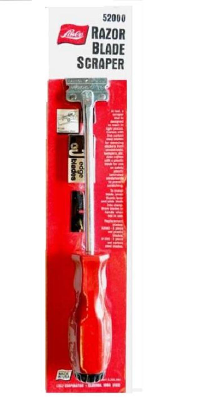 Lisle 52000 Razor Blade Scraper