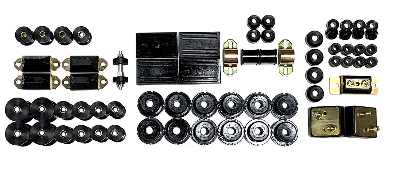 COMPLETE POLY URETHANE KIT