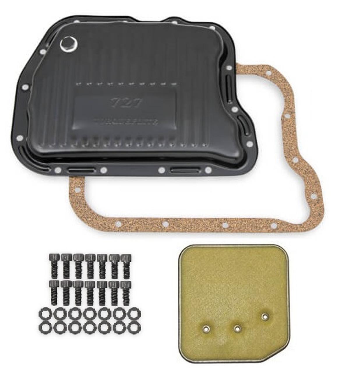 A727 Transmission Pan W/Gasket & Bolt Set GW 1979-1991