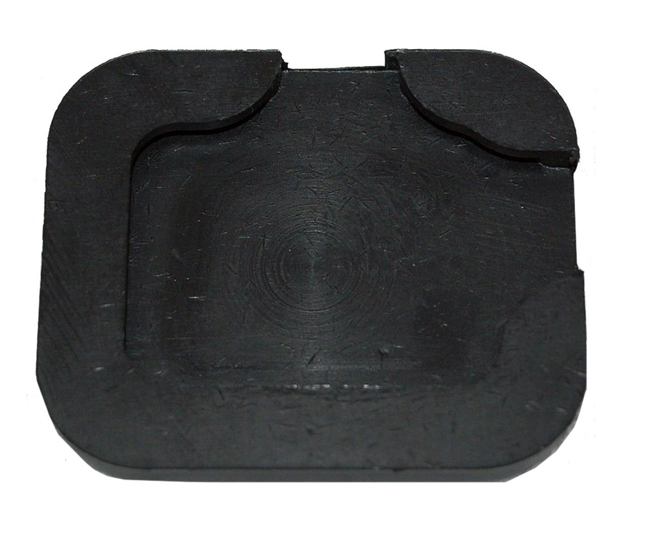 Clutch Pedal Pad 1963-1986