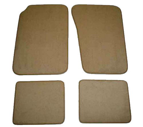GRAND WAGONEER FLOOR MATS NO LOGO
