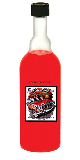 TEAM GRAND WAGONEER RECOMMENDED COOLANT BOOST