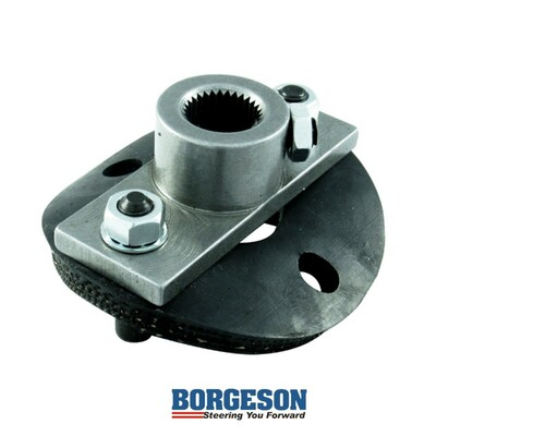 Steering Coupler With Rag Joint  GW 1974-1991