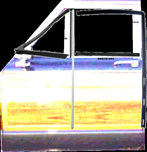 J Series Truck Weatherstrip Page 1 Team Grand Wagoneer