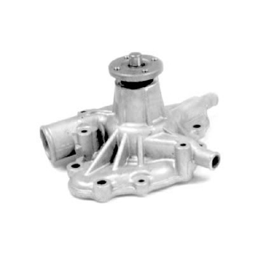 Aluminum High Volume High Performance Water Pump V8 GW 1974-1991