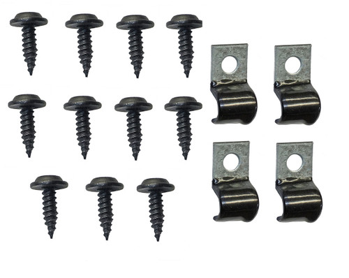 HOOD COWL SEAL MOUNTING SCREW SET