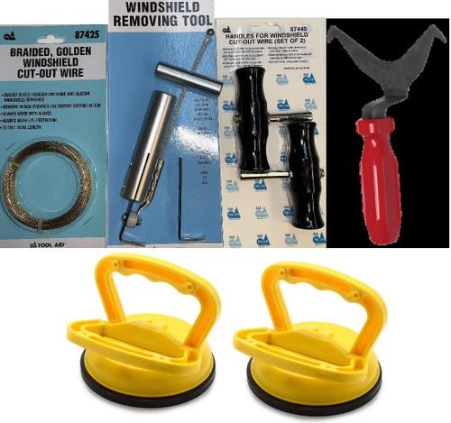 Windshield Remover & Installer Tool Kit
