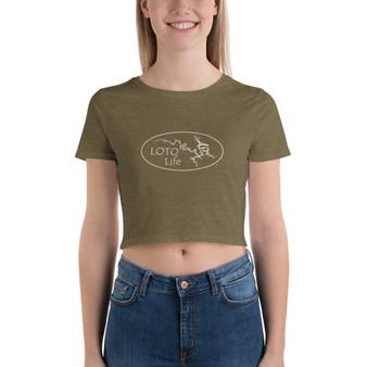 Women's Crop Tee - Free Shipping!