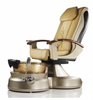 Combining the elegance of our sculptural glass bowl with the efficiency of a pipe-less whirlpool system and the comforts of a full shiatsu massage chair.  Lenox SE pedicure spa is truly the couture pedicure spa, ideal for your Day Spa and Salon.