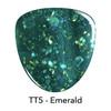 Revel Dip Powder   Treasure Trove Collection   TT5 EMERALD 2 oz