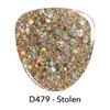 Revel Dip Powder   REVEL Glitter Fest Collection   D479 STOLEN   2 oz