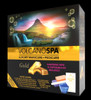 Volcano Spa CBD+ Edition - 10 steps | Gold | 1 pack