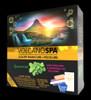 Volcano Spa CBD+ Edition - 10 steps | Spearmint | 1 pack