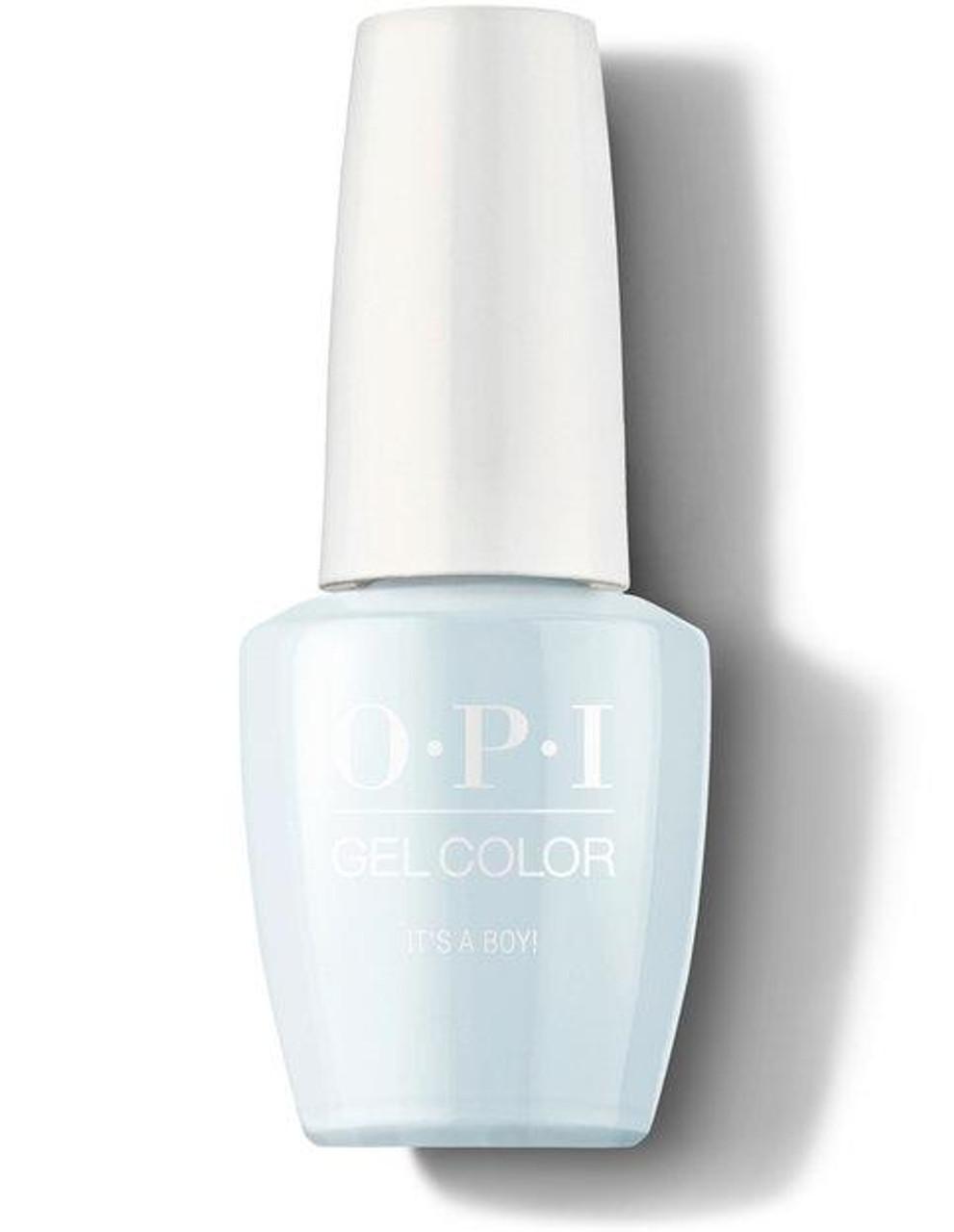 Opi Gelcolor It S A Boy Gct75 0 5 Oz