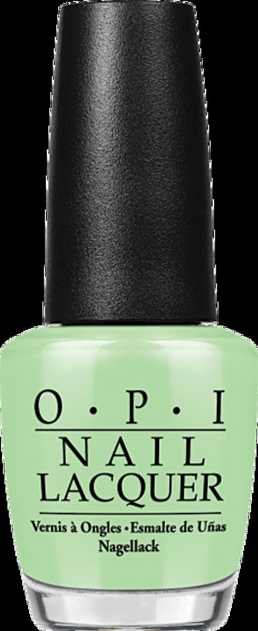 Opi Lacquer Gargantuan Green Grape Nlb44 15ml Max Beauty Source