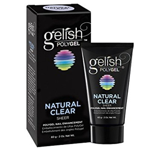 Natural Clear: Polygel Nail Enhancement 60 g - 2 Oz.
