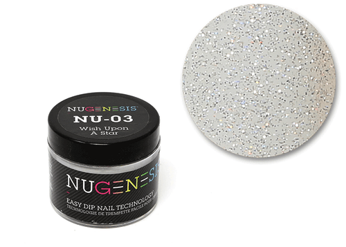 Nugenesis Easy Nail Dip Classic Collection | NU 03 Wish Upon A Star |
