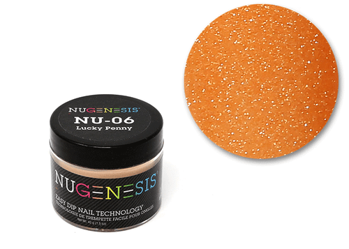 Nugenesis Easy Nail Dip Classic Collection | NU 06 Lucky Penny |