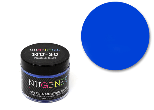 Nugenesis Easy Nail Dip Classic Collection | NU 30 Rookie Blue |