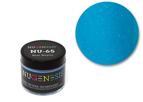Nugenesis Easy Nail Dip Classic Collection | NU 65 Blue Bayou |