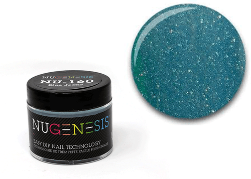 Nugenesis Easy Nail Dip Classic Collection | NU 160 Blue Jeans |