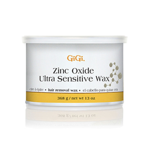 GIGI | ZINC OXIDE ULTRA SENSITIVE WAX | 14 OUNCES