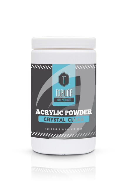 TOPLINE ACRYLIC POWDER | CLEAR | 23.3 OZ