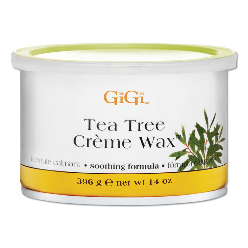 GiGi Tea Tree Creme Wax | 14 oz