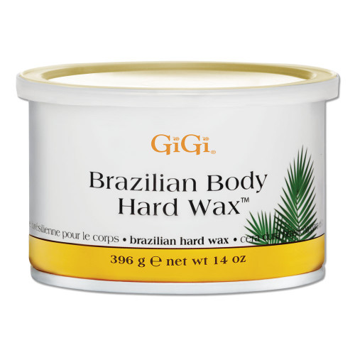 GiGi Brazilian Body Hard Wax | 14 oz