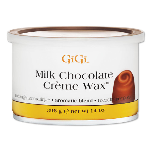GiGi Milk Chocolate Creme Wax | 14 oz
