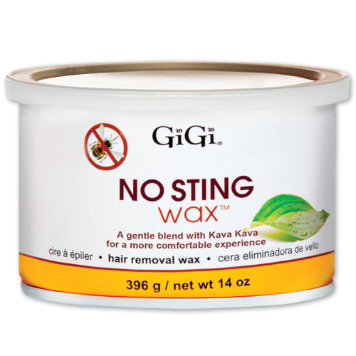 GiGi No Sting Wax | Hair Removal Wax | 14 oz