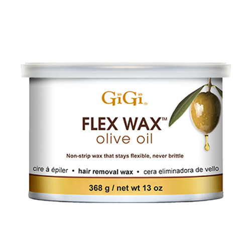 GiGi Olive Oil Flex Wax | 13 oz