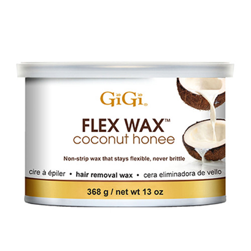 GiGi Coconut Honee Flex Wax | 13 oz