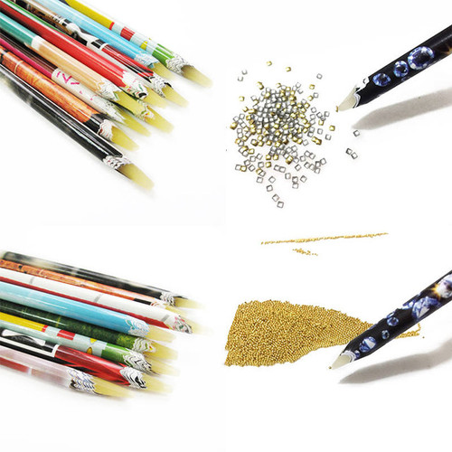 1PC RHINESTONE PICKER PEN