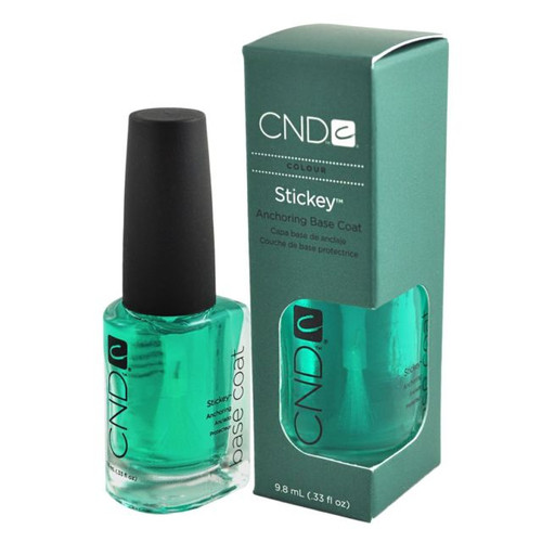 CND STICKEY BASE COAT  .33 fl. oz.