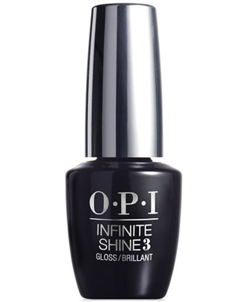 OPI INFINITE SHINE GLOSS TOP COAT .5 OUNCE